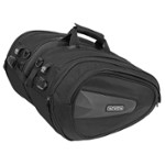 OGIO SAKWY SADDLE BAG DUFFLE BLK