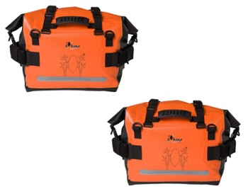 AMPHIBIOUS MOTOBAG II SET 0/20L ORANGE