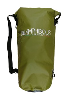 AMPHIBIOUS TORBA TUBE 60L GREEN
