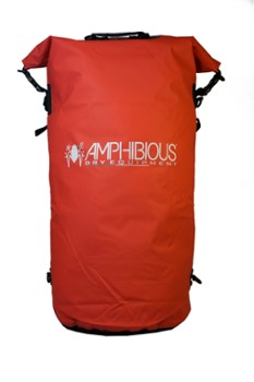 AMPHIBIOUS TORBA TUBE 80L RED