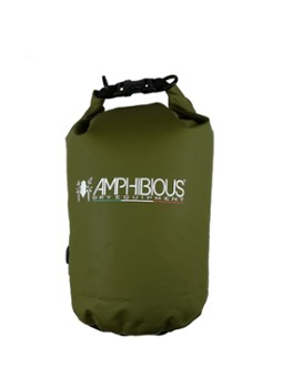 AMPHIBIOUS TORBA TUBE 10L GREEN
