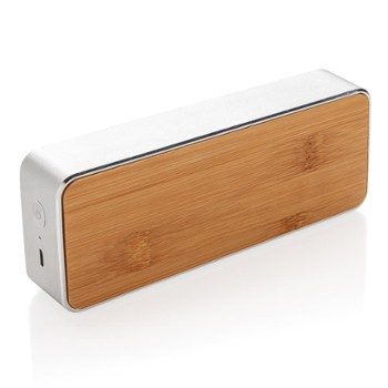 XD COLLECTION Bamboo 3W wireless speaker