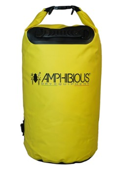 AMPHIBIOUS TORBA TUBE 20L YELLOW