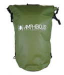 AMPHIBIOUS TORBA TUBE 80L GREEN