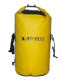 AMPHIBIOUS TORBA TUBE 40L YELLOW