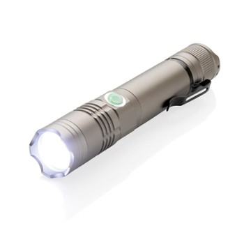 XD Rechargable 3W flashlight