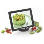 XD Chef tablet stand with touchpen