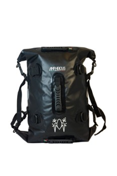 AMPHIBIOUS TORBA 2 OPEN TUBE 70L BLACK