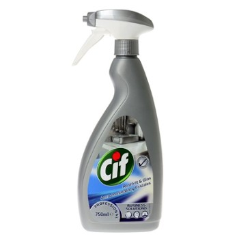 CIF STAINLESS STEEL 750ML ( blat )
