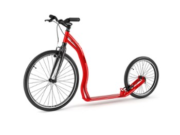 YEDOO Alloy hulajnoga Trexx RED/BLACK