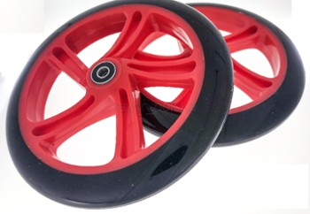 W13013260058 A5 Lux Wheels Red