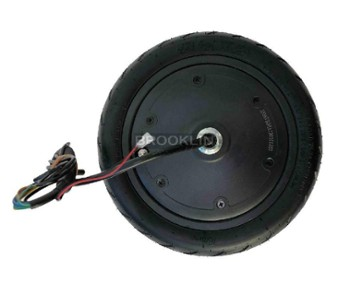BMP19M033 Front wheel Motor with tire