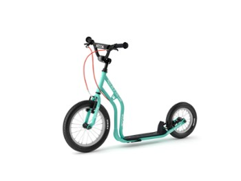 YEDOO Kids Wzoom New hulajnoga TURQUOISE