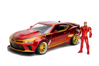 HR 1:24 Chevy Camaro SS Iron Man 99724