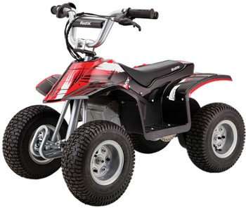 RAZOR Dirt Quad Black - 25186501