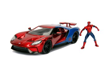 HR 1:24 Ford GT Spiderman 99725