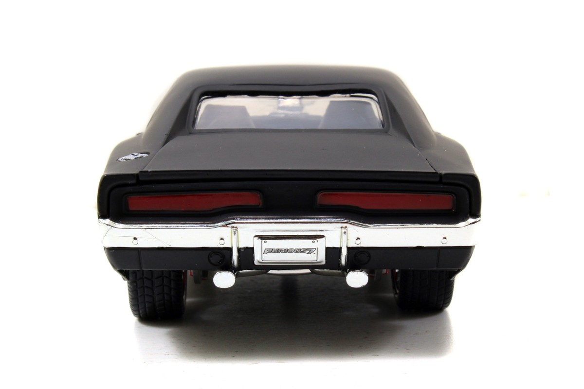 F&F 1:24 1970 Dodge Charger 97174