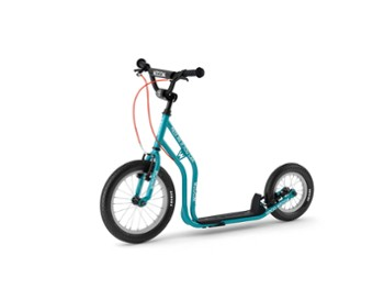 YEDOO Kids Wzoom New hulajnoga TEAL BLUE