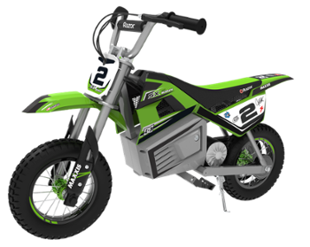 RAZOR Motor SX350 - Dirt green 15173834