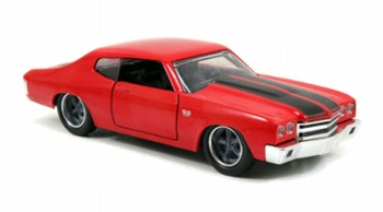 F&F 1:32 1970 Chevy Chevelle SS 97380
