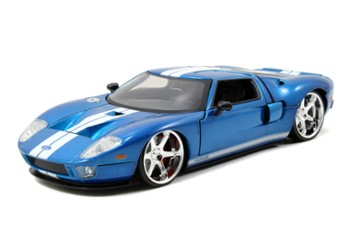 Fast & Furious 1:24 Ford GT 2005 - 97177