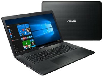 Asus X751NA-QP2-CB Windows 10 Home