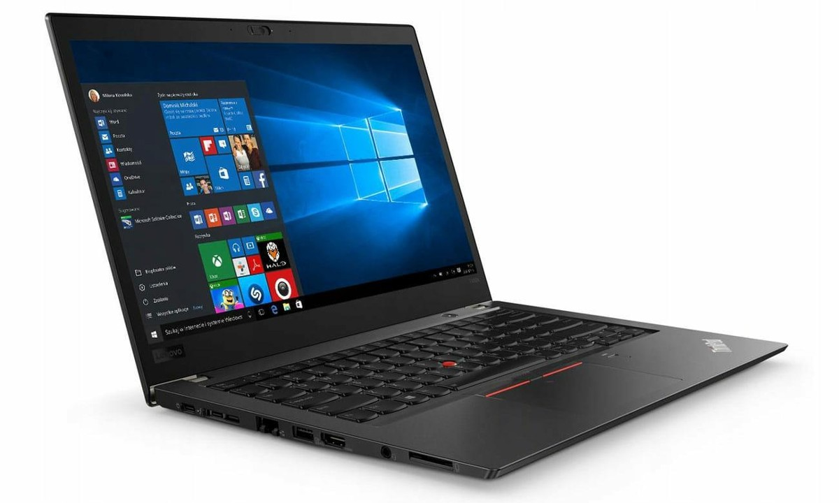 Lenovo ThinkPad T480s Windows 10 Home