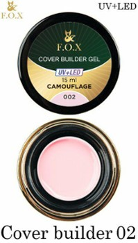 F.O.X Cover camouflage builder gel 002