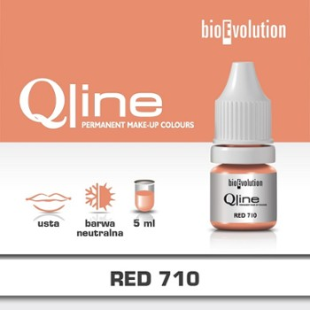 Red 710 - Qline - 5 ml
