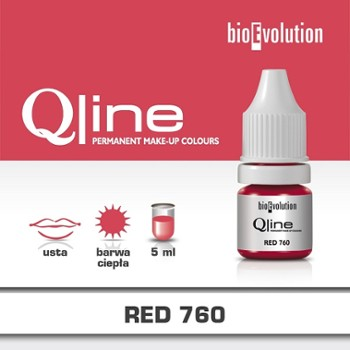 Red 760 - Qline - 5 ml