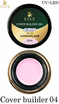 F.O.X Cover camouflage builder gel 004