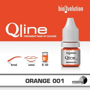 Orange 001 - Qline - 5 ml