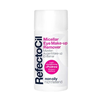 RefectoCil Eye Make-Up Remover - różowy