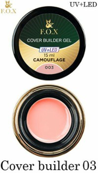 F.O.X Cover camouflage builder gel 003