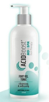 ACIDBoost® FOOT GEL TONIC 250ml