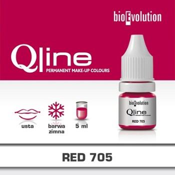 Red 705 - Qline - 5 ml