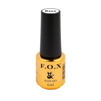 F.O.X. Base Rubber 6ml
