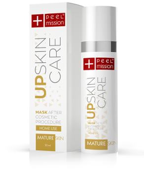 UP SKIN CARE MATURE SKIN żelowa maska