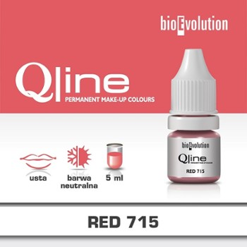 Red 715 - Qline - 5 ml