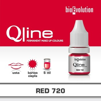 Red 720 - Qline - 5 ml