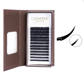 Cashmere Lashes  Matt C 0,15  9mm
