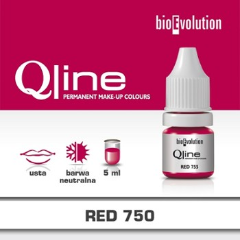 Red 750 - Qline - 5 ml
