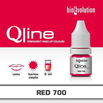 Red 700 - Qline - 5 ml