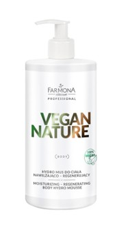 VEGAN NATURE Hydro-mus do ciała