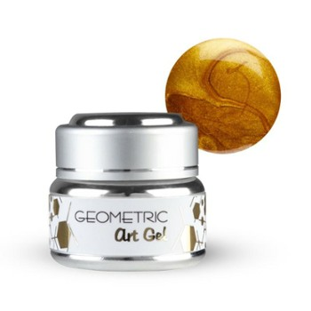 Żel EF Geometric Art Gel 5g Gold