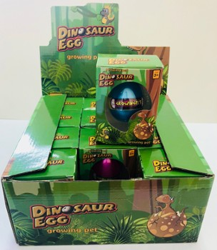 Dinosaur Egg growing pet /12/