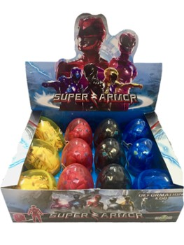 Figurka Deformation Egg Super Armor /12/