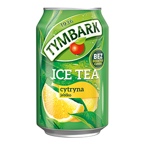 Tymbark Ice Tea cytryna 330 ml /12/