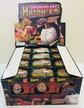 Growing Pet  Hatch`em Magic /12/