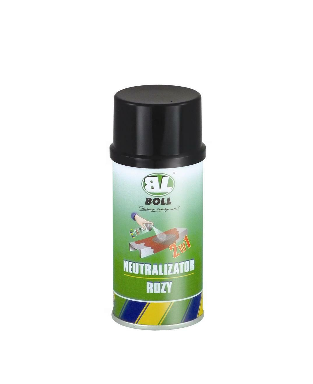 BOLL neutralizator rdzy - spray 150 ml